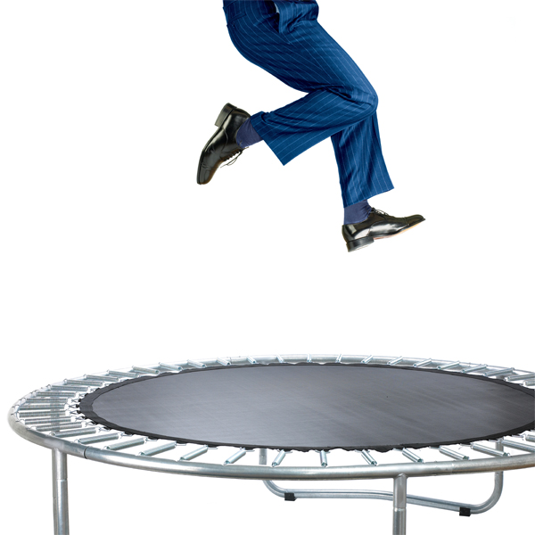 Hyaluronic Acid Adds Bounce to Your Step
