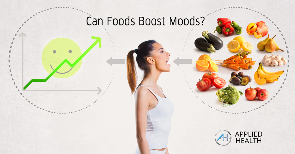 Can The Right Food Boost Your Mood?