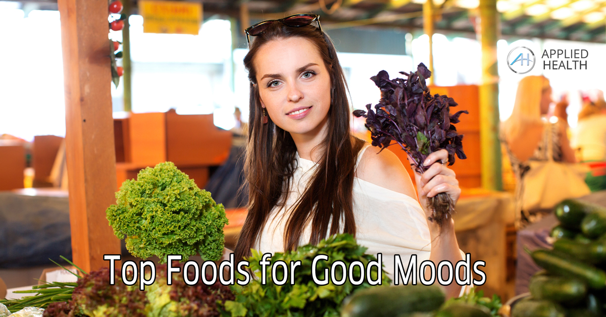 Mood Foods And 11 Recipes For Life