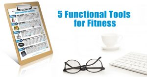 5 Tools for Fitness