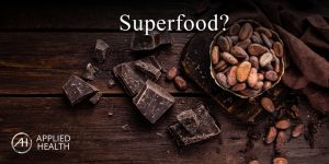 The Chocolate Superfood Diet for Health